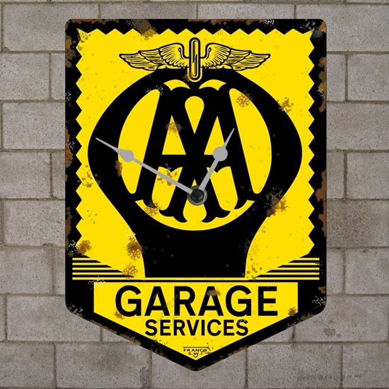 Picture of AA Garage Clock