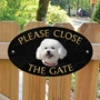 Picture of Bichon Frise Sign