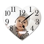 Picture of Photo Clock, Heart Photograph Clock