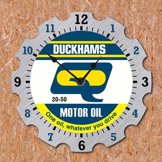 Picture of Garage Clock, Dunkhams Wall Clock