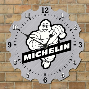 Picture of Garage Clock, MICHELIN