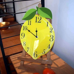 Picture of Lemon Wall Clock