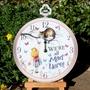 Picture of Alice in Wonderland Clock