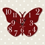 Picture of Vintage Butterfly Clock