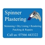 Picture of Plastering Business Sign