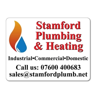 Picture of Plumbing & Heating Sign