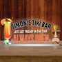 Picture of TIKI BAR LED Sign