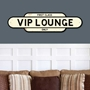 Picture of Vintage VIP LOUNGE Sign