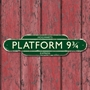 Picture of PLATFORM 9 3/4 Sign