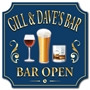 Picture of Personalised Home Bar Hanging Sign