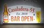 Picture of Light-up Lager Bar Sign
