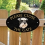 Picture of Schnauzer Sign