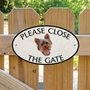 Picture of Yorkshire Terrier Sign