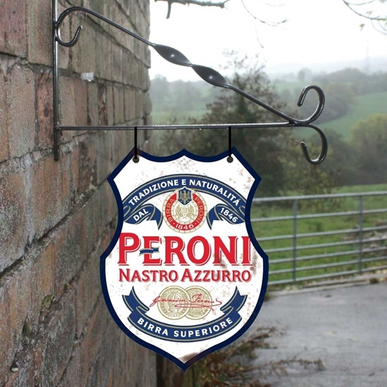 Picture of Peroni Hanging Bar Sign