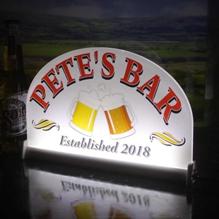 Picture of Super Bright LED Bar Sign