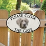 Picture of Weimaraner Sign