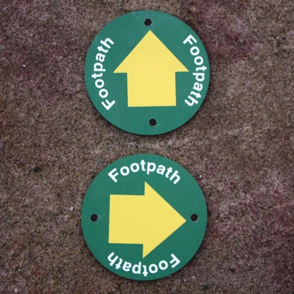 Picture for category Footpath & Gate Signs