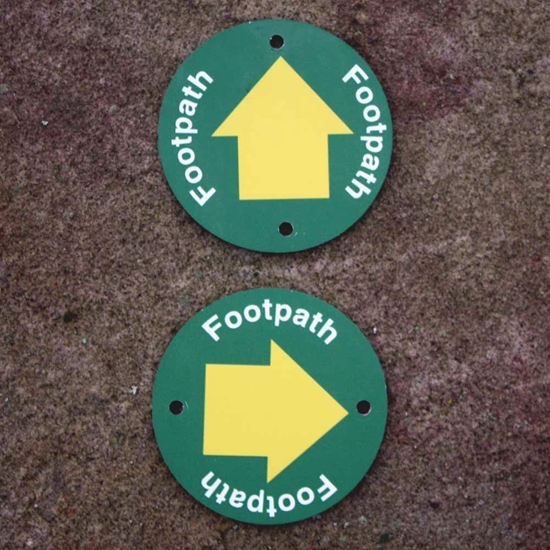 Picture of Footpath Way Marker -2PK