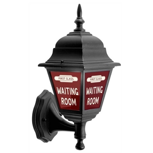 Picture of Railway First Class Waiting Room Lantern