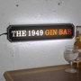 Picture of LED Light-up Vintage Road Sign