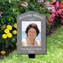 Picture of Photo Grave stone shaped plaque with spike