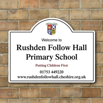 Picture for category Signs for Schools