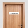 Picture of Personalised Office Door Nameplate