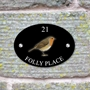 Picture of Personalised Robin House Sign
