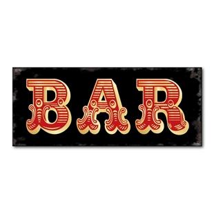 Picture of Large Vintage Bar Sign
