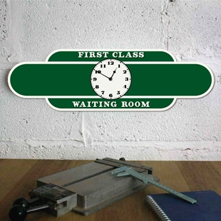 Picture of Waiting Room Totem clock