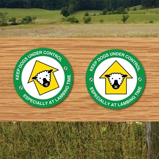 Picture of Livestock Footpath Arrow Signs