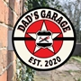 Picture of Personalised Garage Projecting Sign