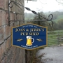 Picture of Personalised Home Bar Photo Hanging  Pub Sign