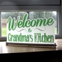 Picture of Personalised Light up Welcome Sign