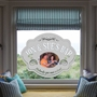 Picture of Oval Pub Window Sticker - add your own image