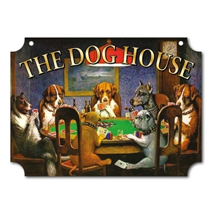 Picture of THE DOG HOUSE Bar Sign
