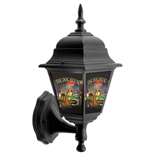Picture of THE DOG HOUSE Bar Lantern