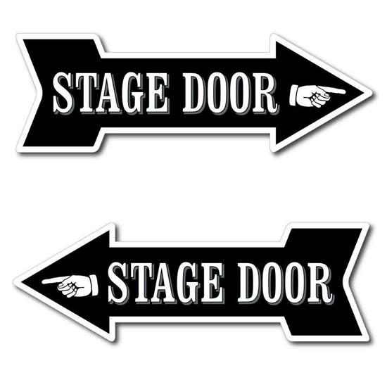 Picture of Stage Door Arrow