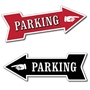Picture of PARKING Arrow Sign