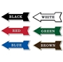 Picture of THIS WAY Sign Arrow Plaque