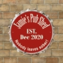Picture of Personalised Beer Bottle Top Wall sign