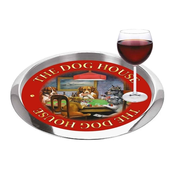 Picture of The Dog House design drinks tray