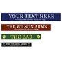 Picture of Large Home Bar Outdoor Sign