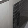 Picture of Grey Tile Basin Splashback