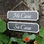 Picture of Mi Casa Su Casa, Home Welcome Sign