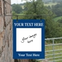 Picture of Personalised Hanging  Bar Sign  Add you Own picture