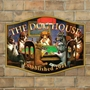 Picture of THE DOG HOUSE Personalised Home Bar Sign