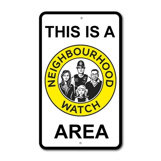 Picture of Neighbourhood Watch Robust Sign