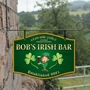 Picture of Personalised Irish Home Bar Hanging  Pub Sign