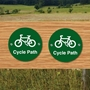 Picture of Cycle Path Markers - Pack of 2